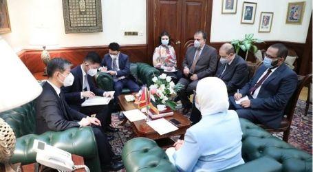وزيرة الصحة : اتفاق مصرى صيني أن تصبح القاهرة مركزا لتصنيع لقاح كورونا بأفريقيا