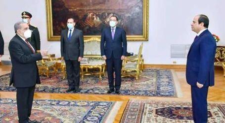 الجريدة الرسمية تنشر قرار تعيين اللواء محمد أحمد مرسى وزيرًا للإنتاج الحربى