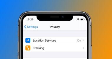 تعملها إزاى.. كيف تسمح أو تمنع تطبيقات أيفون من تتبعك