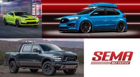 برغم كورونا.. إقامة معرض SEMA 2020 للسيارات هذا العام