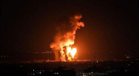 الدفاعات الجوية السورية تتصدى لصواريخ معادية في سماء ريف دمشق الجنوبي