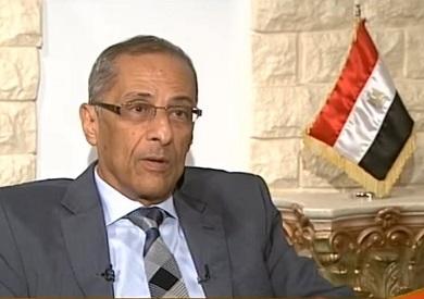 محمد القوصى الرئيس التنفيذى لوكالة الفضاء المصرية