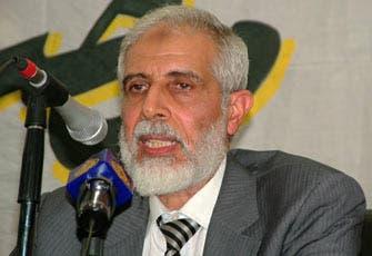 """محمود عزت أمام المحكمة للنظر في قضية """"أحداث مكتب الإرشاد"""""""