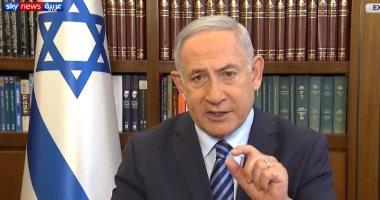 نتنياهو: اتفاقية السلام مع الإمارات ستساعدنا على صنع التاريخ مع الفلسطينيين