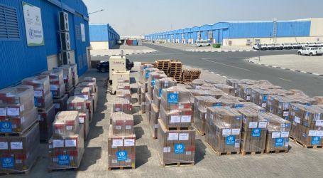 منظمة الصحة العالمية ترسل طائرة إمدادات طبية إلى لبنان