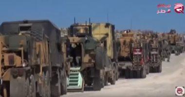 المرصد السورى: قصف تركى على مدينة عين عيسى شمال الرقة بسوريا