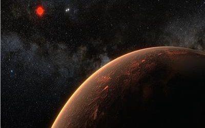 """ناسا تنشر صورة لسطح كوكب """"بروكسيما بى"""" الشبيه بالأرض"""