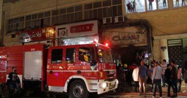 السيطرة على حريق نشب فى كابينة سيارة محملة بالمواد البترولية بسوهاج