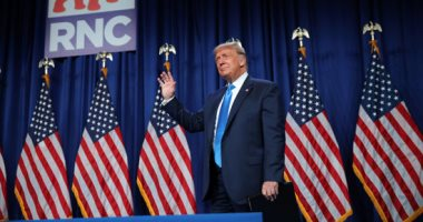 ترامب يعبر عن سعادته ببزوغ شرق أوسط جديد