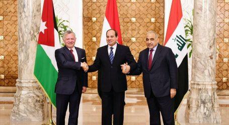 قمة ثلاثية بين مصر والأردن والعراق الأسبوع المقبل