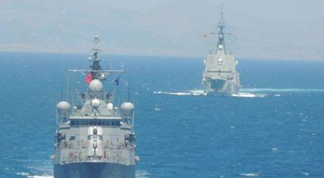 تدريبات تركية إسبانية في بحر إيجه رغم التوتر مع اليونان