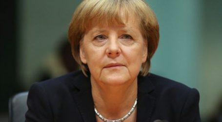 أنجيلا ميركل: نعمل على خفض التصعيد فى المتوسط ونرفض التدخلات الخارجية بليبيا