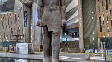 المتحف المصرى الكبير …الهرم الرابع بمصر