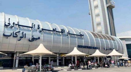 مطار القاهرة ينقل 12347 راكبا على متن 129 رحلة سفر ووصول