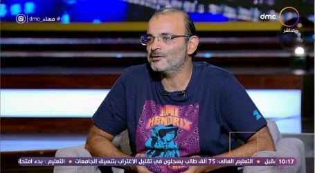 """أيمن بهجت قمر يكشف تفاصيل أغنية """"بالبنط العريض"""" لـ حسين الجسمى"""