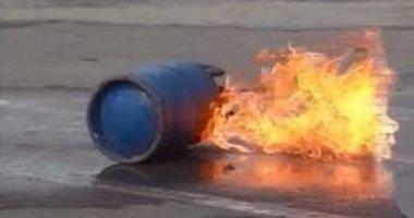 مصرع 3 أشخاص في انفجار أسطوانة بوتاجاز بالشرقية