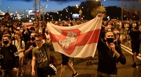 بيلاروس تعلن اعتقال 250 شخصا مع احتجاج الآلاف في مينسك
