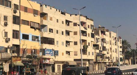 محافظة القاهرة تبدأ دهان العقارات بالمطرية .. صور