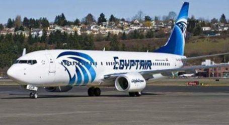 مصر للطيران تسير ٢٧ رحلة جوية لنقل ٣١٠٠ راكب