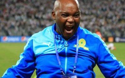 موسيمانى يتوج بجائزة أفضل مدرب فى جنوب أفريقيا