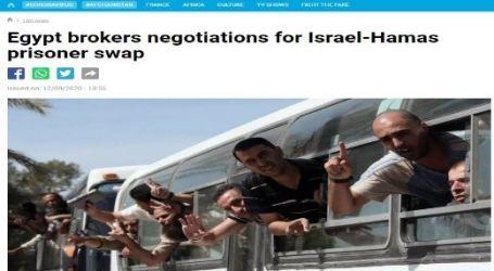 موقع قناة (France 24) الفرنسية : مصر تتوسط في مفاوضات لتبادل الأسرى بين إسرائيل وحركة حماس