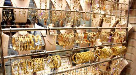 أسعار الذهب ترتفع في تعاملات اليوم
