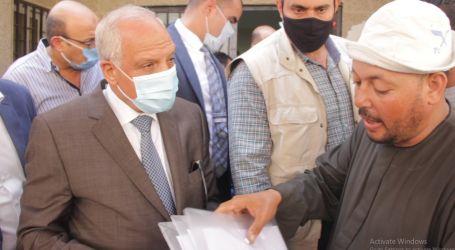 محافظة الجيزة تعلن تلقى 20 ألف طلب تصالح فى مخالفات البناء