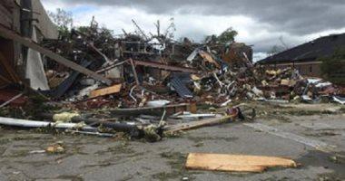 ثانى إعصار خلال شهر يستهدف ساحل الولايات المتحدة المطل على خليج المكسيك