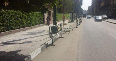 محافظ الجيزة يصدر قرارًا بتشكيل لجنة لتنظيم انتظار المركبات فى الشوارع