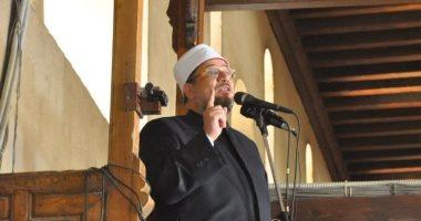 وزير الأوقاف يكذب مزاعم الجماعة الإرهابية بشأن دخول المساجد ضمن قانون التصالح