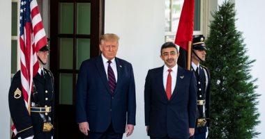 ترامب: اتفاق السلام بين إسرائيل والإمارات فجر جديد للشرق الأوسط