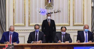 وزير النقل: المحطة الجديدة بميناء الإسكندرية مؤهلة لاستقبال السفن العملاقة