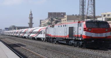 شحن دفعة عربات سكة حديد جديدة من روسيا اتجاه ميناء الإسكندرية