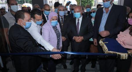 وزير النقل يشهد افتتاح مبنى الهيئة المصرية لسلامة الملاحة البحرية