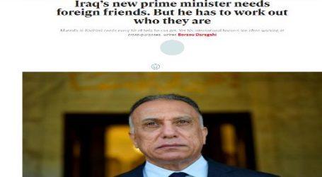 موقع صحيفة ( الإندبندنت ) البريطانية .. رئيس الوزراء العراقي الجديد بحاجة إلى أصدقاء أجانب ، لكن عليه أن يعرف من هم