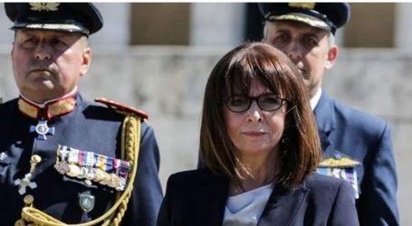 أول زيارة خارجية.. رئيسة اليونان في قبرص الأسبوع المقبل