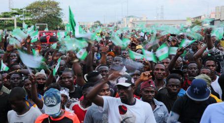 احتجاجات نيجيرية غير مسبوقة.. إعتراضاً على ممارسات الشرطة العنيفة