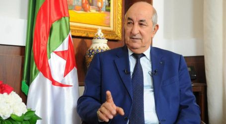الرئيس الجزائرى عبد المجيد تبون يوقع مرسوما رئاسيا يقضى بحل البرلمان