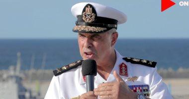 قائد القوات البحرية عن تسليح الجيش: الأمن القومى المصرى يحتاج بذل الكثير