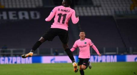 ميسي يقود برشلونة لإنتزاع فوزا ثمينا علي يوفنتوس بدورى أبطال أوروبا