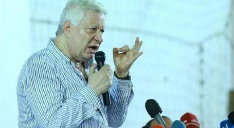 مرتضى منصور للمحكمة: مستقبل الزمالك بينهار وانا مانع الشباب ينزل الشارع