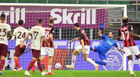 في قمة الأسبوع في الدورى الإيطالي ..ميلان يتعادل مع روما 3-3
