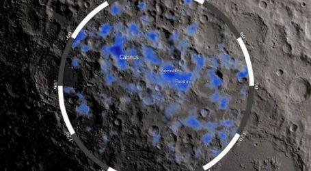 ناسا تعلن لأول مرة بشكل مؤكد وجود ماء على سطح القمر