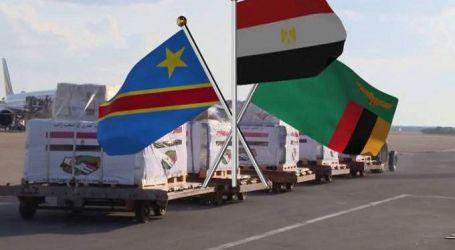 نائب رئيس زيمبابوى يشكر مصر لمساعدة بلاده لمواجهة كورونا
