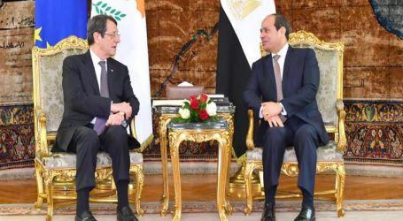 قمة لتعزيز العلاقات الاقتصادية والتجارية بين مصر قبرصية بين البلدين