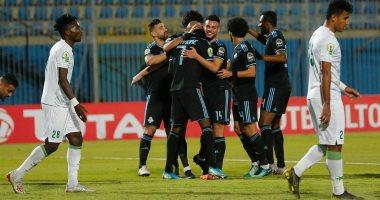 بيراميدز يفوز على نادى مصر بهدف +في الدقيثقة 93