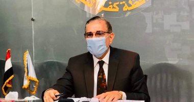 محافظ كفر الشيخ يعلن تخفيضات أسعار التصالح تصل لـ50% بمناسبة انتصارات أكتوبر