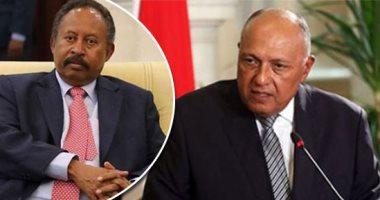 الخارجية المصرية تهنىء السودان برفع اسم البلاد من قائمة الدول الراعية للإرهاب