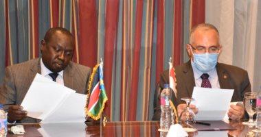 وزيرا الرى بمصر وجنوب السودان يختتمان اجتماعات لجنة مشروعات البلدين المشتركة