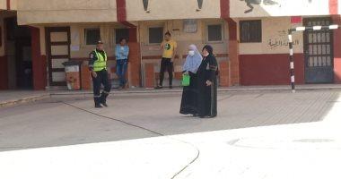 توافد الناخبين على لجان انتخابات مجلس النواب بالإسكندرية